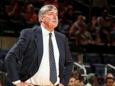 Bill Laimbeer has a head coach record of 228-170 and 30-21 playoff record.