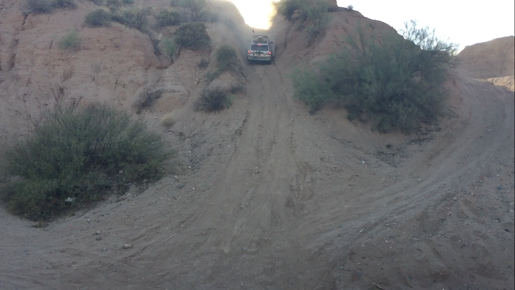 - Haha! Just kidding Spenny! That trail doesn't go anywhere, we just wanted to see you try it.