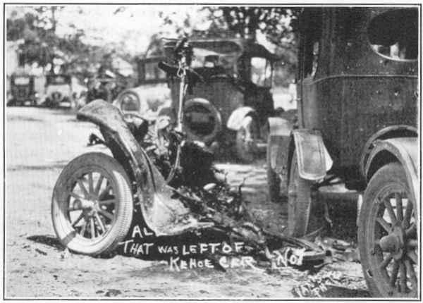 Kehoe's Vehicle