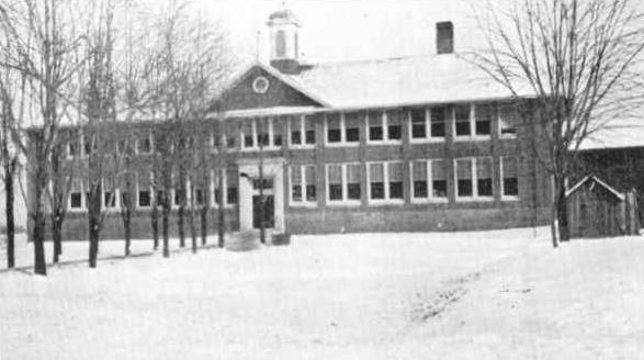 """The """"before"""" of the school house"""