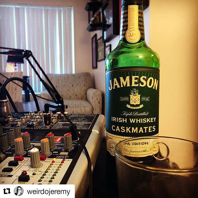 #Repost @weirdojeremy ・・・ Had a great time recording a new episode of @weirdosandwine last night (coming soon)! Let the post-production begin #podcast #sandiego #winelover #whiskey