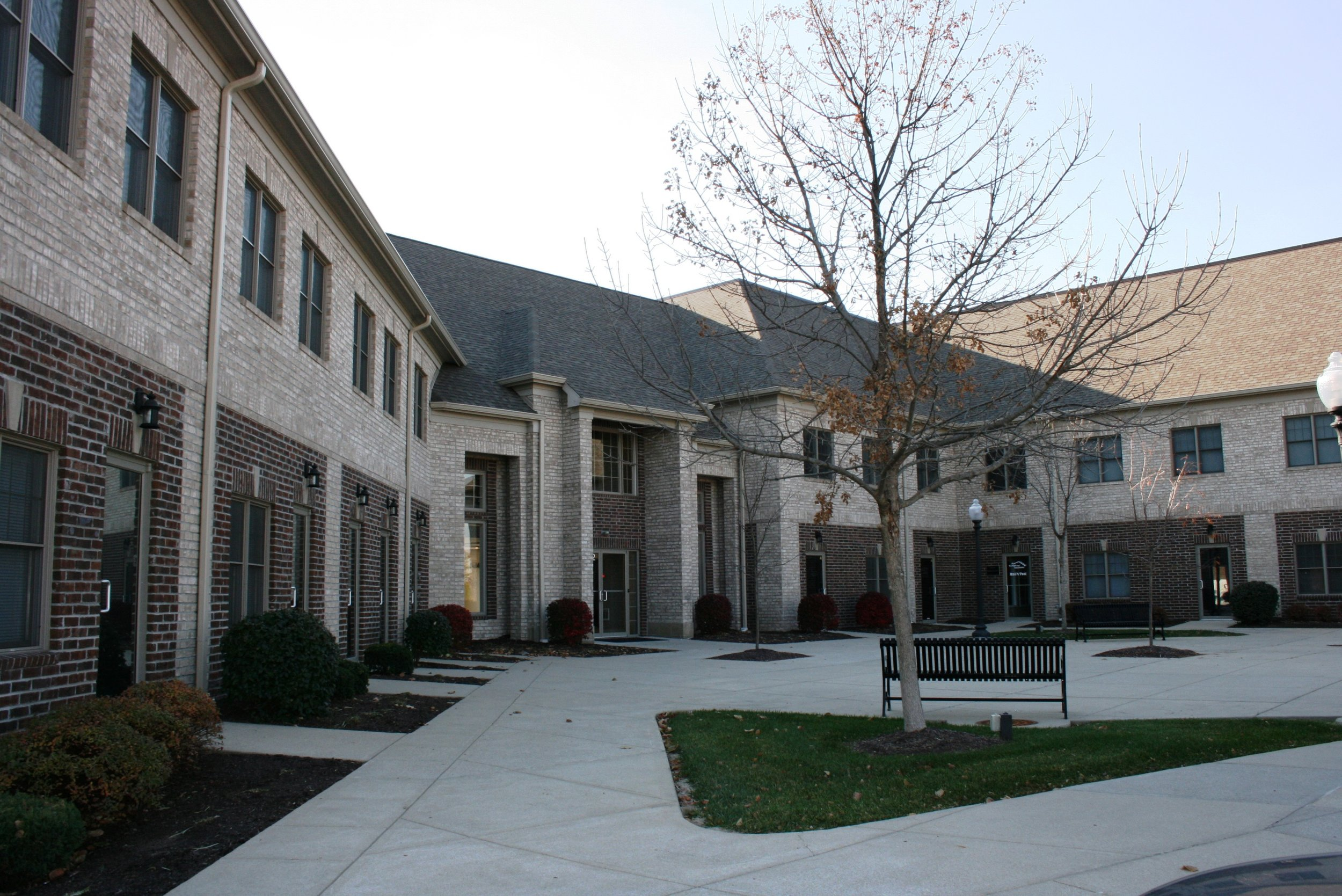 Allisonville  Commercial Condominiums, Fishers, In