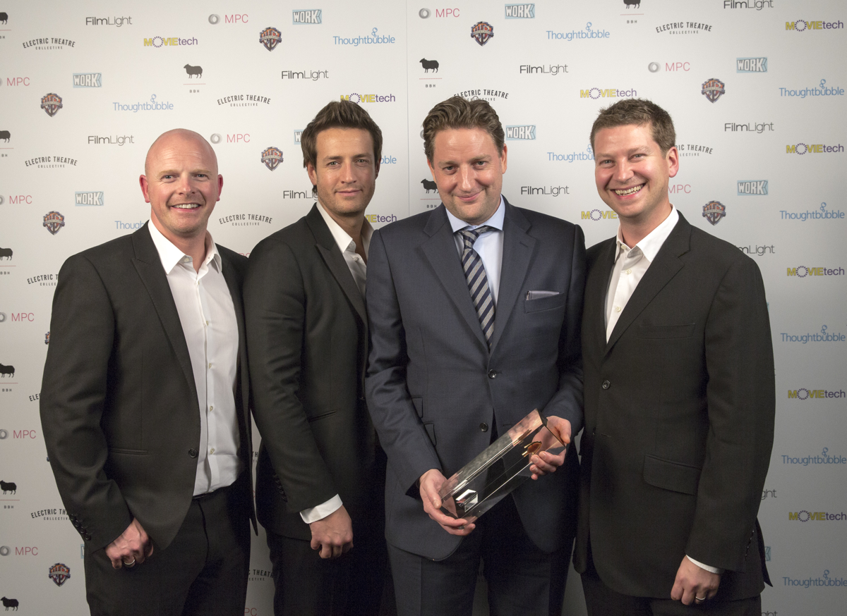 James Radford Music British Arrows Awards 001