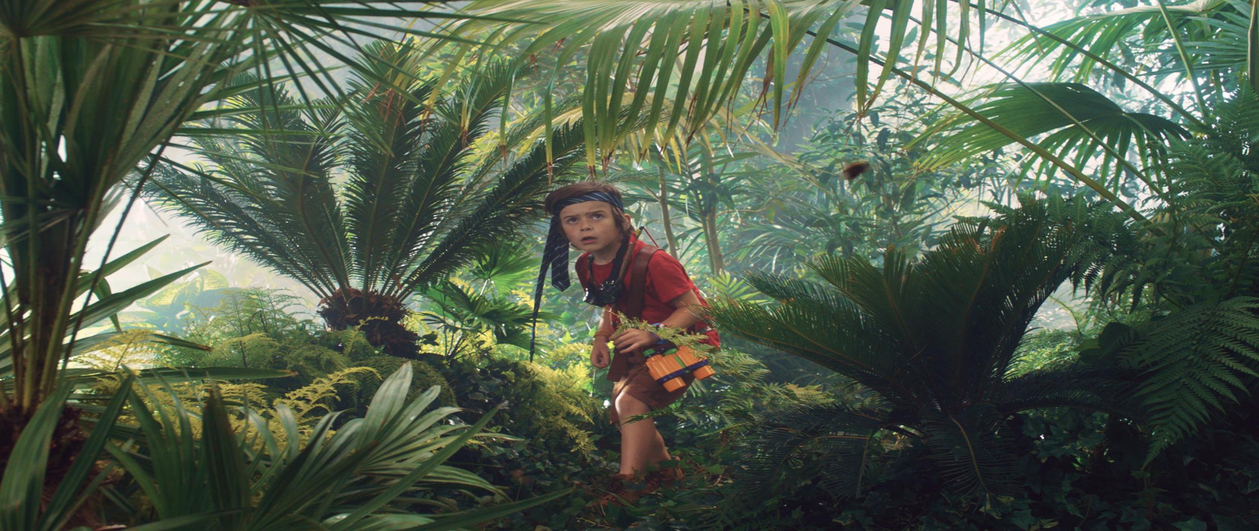 Vodafone 'Jungle'