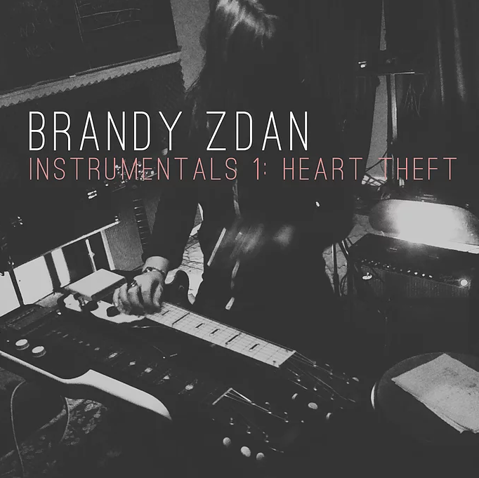 INSTRUMENTALS 1:HEART THEFT (2014) - TRACK LISTING //1. INTRO2. JEALOUS OF THE WIND3. PHASE VIEWER4. HEART THEFT5. LETTER THREE6. LOST LULLABY7. OUTRO