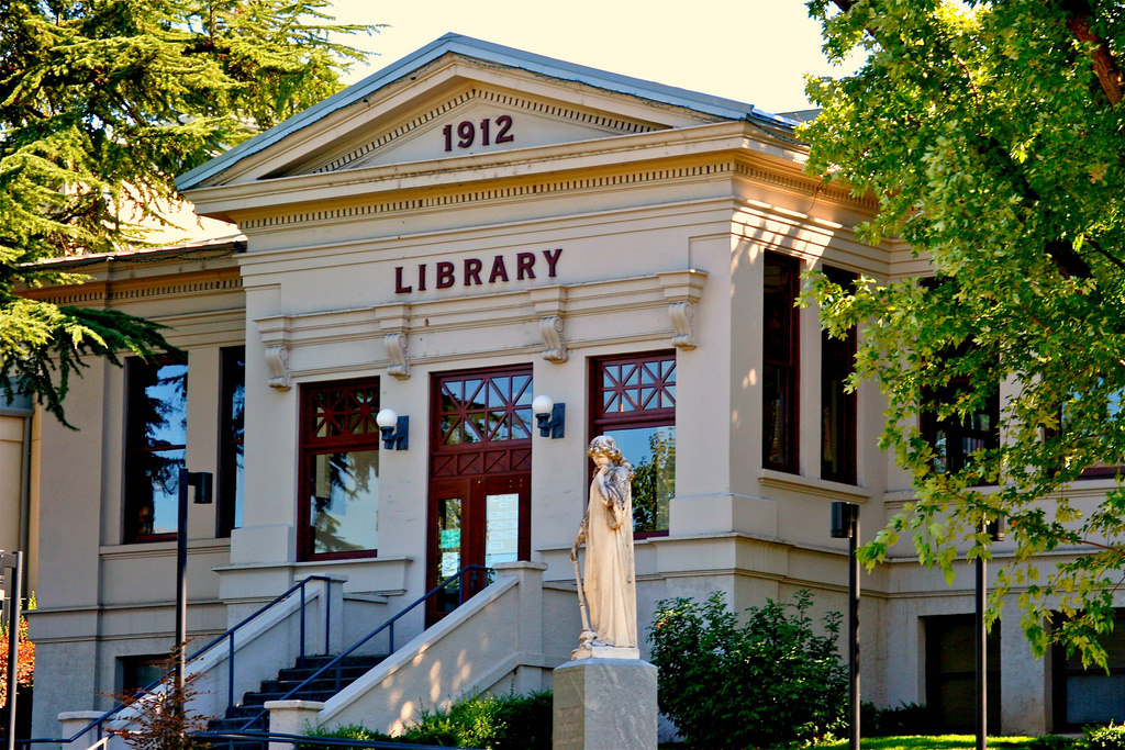 Friends of the Ashland Public Library