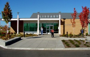 White City Library - 3143 Avenue C, White City, OR 97503 | (541) 864-8880