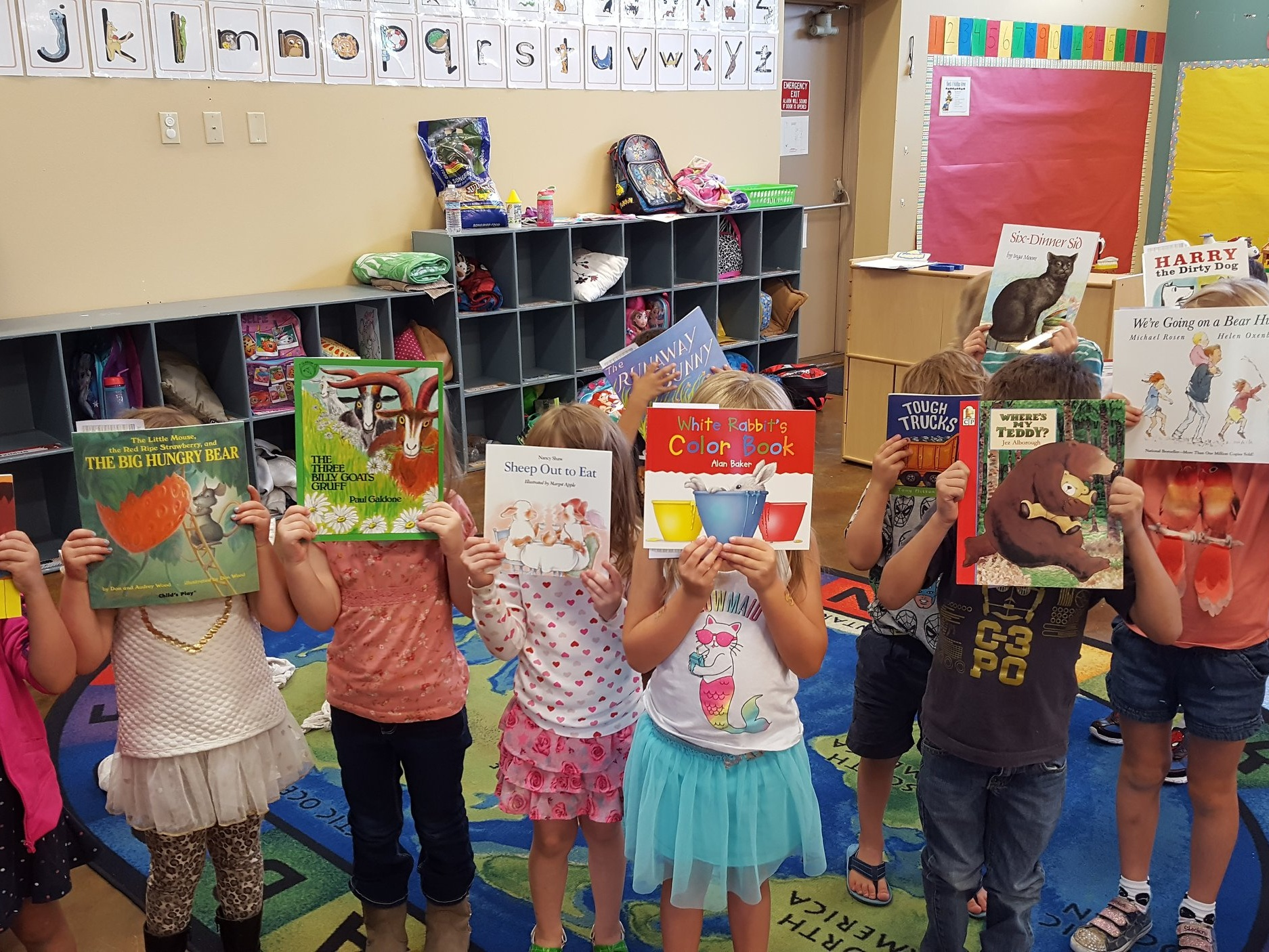 outreach to child care - Supports opportunities for children to be exposed to the magic of books and the joy of reading.Read more →