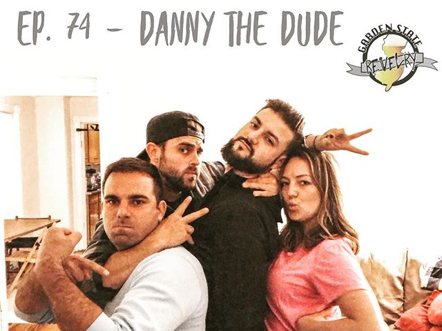 Episode #74 - Danny the Dude Tonight the boys were joined by Dan Katona and special guest producer Nikki. They drank White Russians and talked about the Masters, Tiger, Game of Thrones, and playoff hockey —————————— #nj #podcasters #newjersey #podcast #podcasting #boys #men #postal #drinking #beer #gardenstate #vodka #party #podcastersofinstagram #news #podcastaddict #podcastmovement #got #gameofthrones #playoffs #hockey #whiterussian #tigerwoods