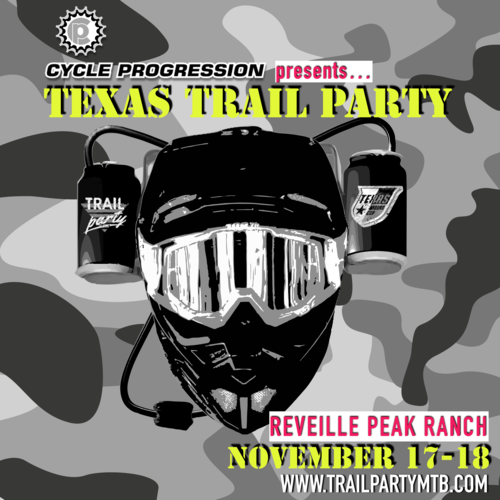 Thanks for all the love y'all bring to this sport! We had a blast at THE TEXAS TRAIL PARTY. - See y'all next season!Love,Team Trail Party
