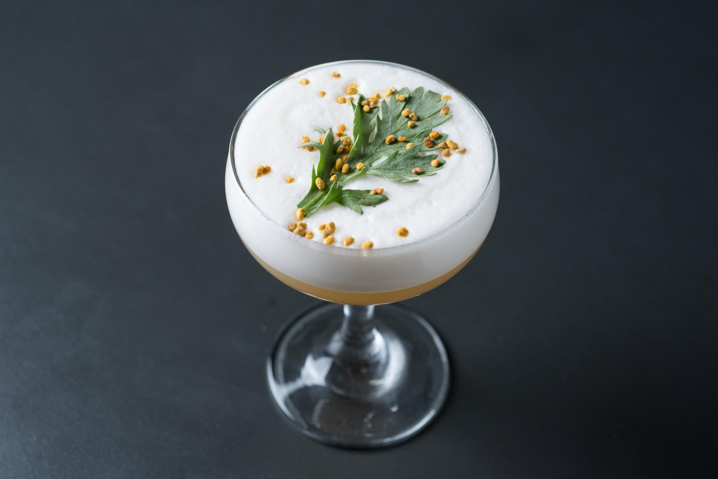 chrysathemum cocktail