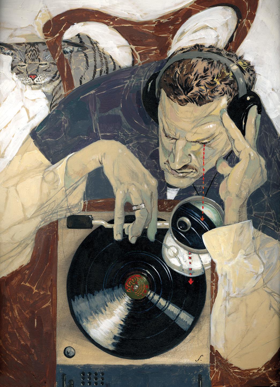 Illustration by Sterling Hundley.