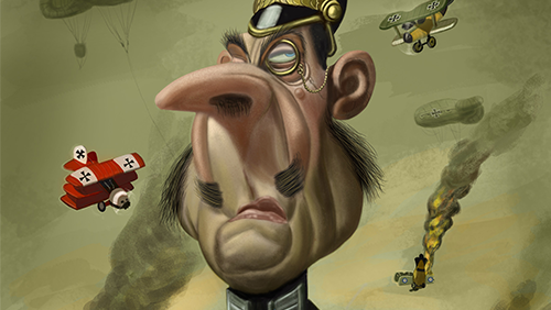 8 - Digital Painting with Denis Zilber. Denis is an amazing artist, and you want to learn all his tricks.