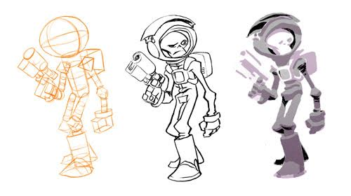 2 - How To Draw Everything. This one is a classic, but got a reboot this year. It's even bigger and better than before!