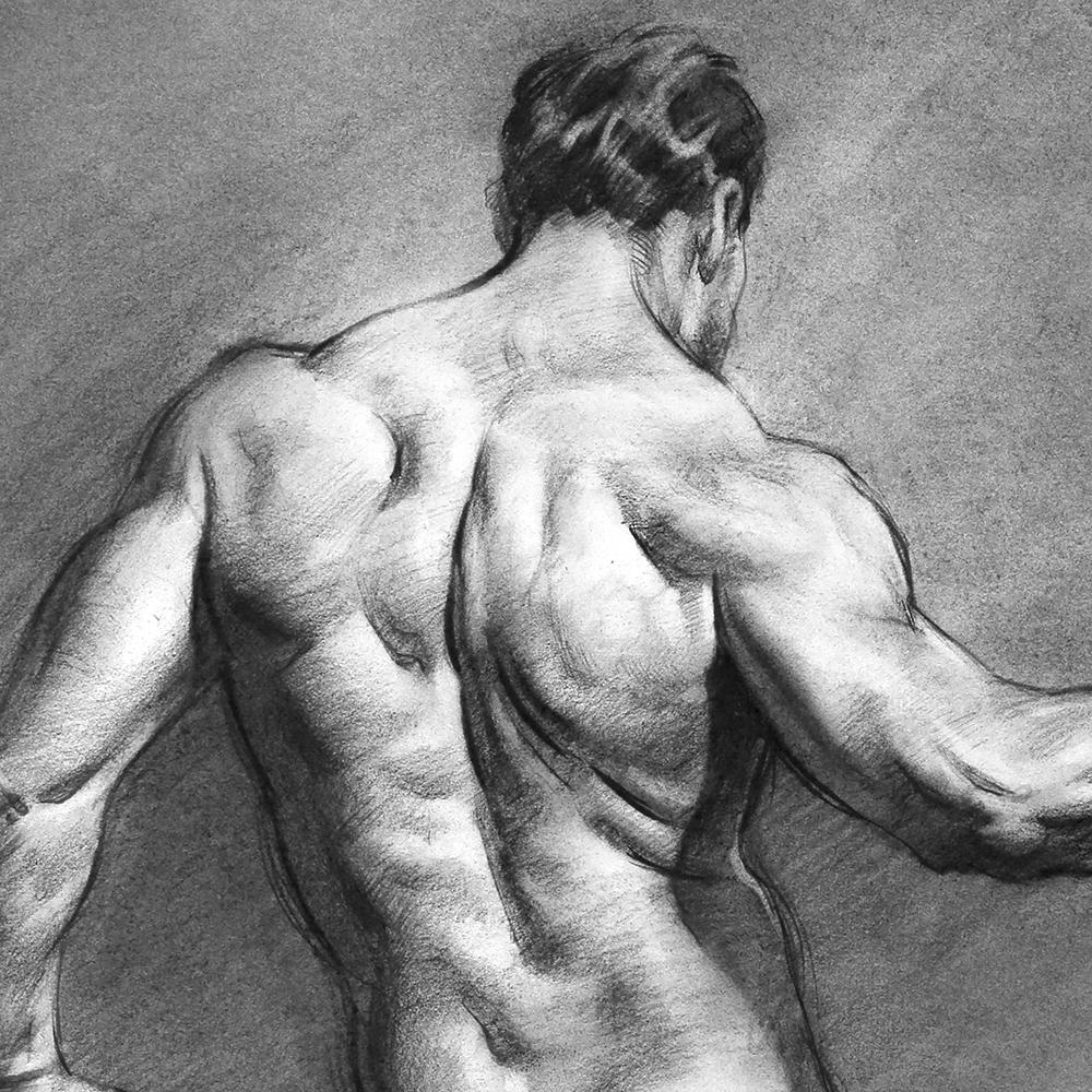 Figure drawing by Stan Prokopenko!
