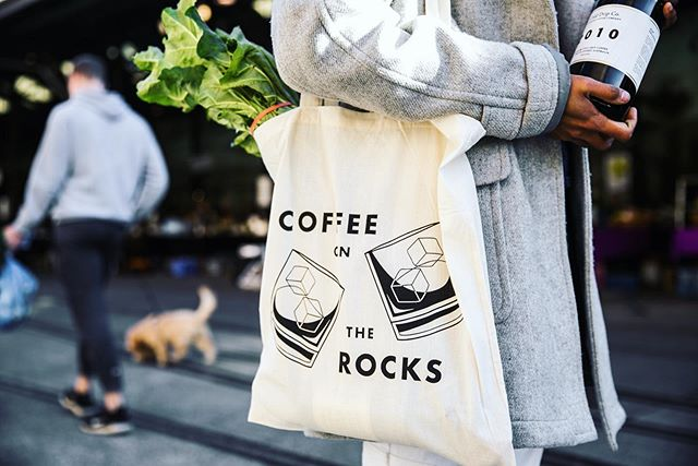 'Coffee on the Rocks' Tote Bags now available on our re-designed online store - Bundle it together with a fresh bottle and save on shipping! - #colddrip #colddripcoffee #coldbrew #specialtycoffee #colddripco #coffeeinspo #coffeeblogger #coffeesydney #sydney #sydneycoffee #barista #coffee #coldcoffee #dripcoffee #espresso #tailoring #bespoke #tailoredcoffee #coffee #nitrobrew