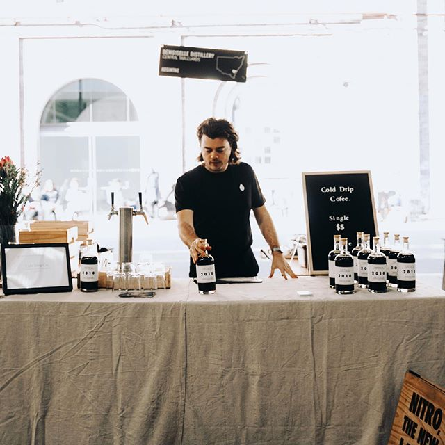 All Sold Out! A brilliant day at the market today. Loads of regulars and some great new faces. @bry.bry.bry will have to get batching again ASAP 😆👍🏻 - #colddrip #colddripcoffee #coldbrew #specialtycoffee #colddripco #coffeeinspo #coffeeblogger #coffeesydney #sydney #sydneycoffee #barista #coffee #coldcoffee #dripcoffee #espresso #tailoring #bespoke #tailoredcoffee #coffee #nitrobrew