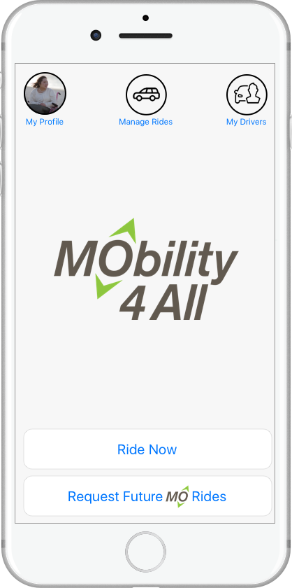 Mobility 4 All: Interactive Prototype for an Accessible Transportation Startup