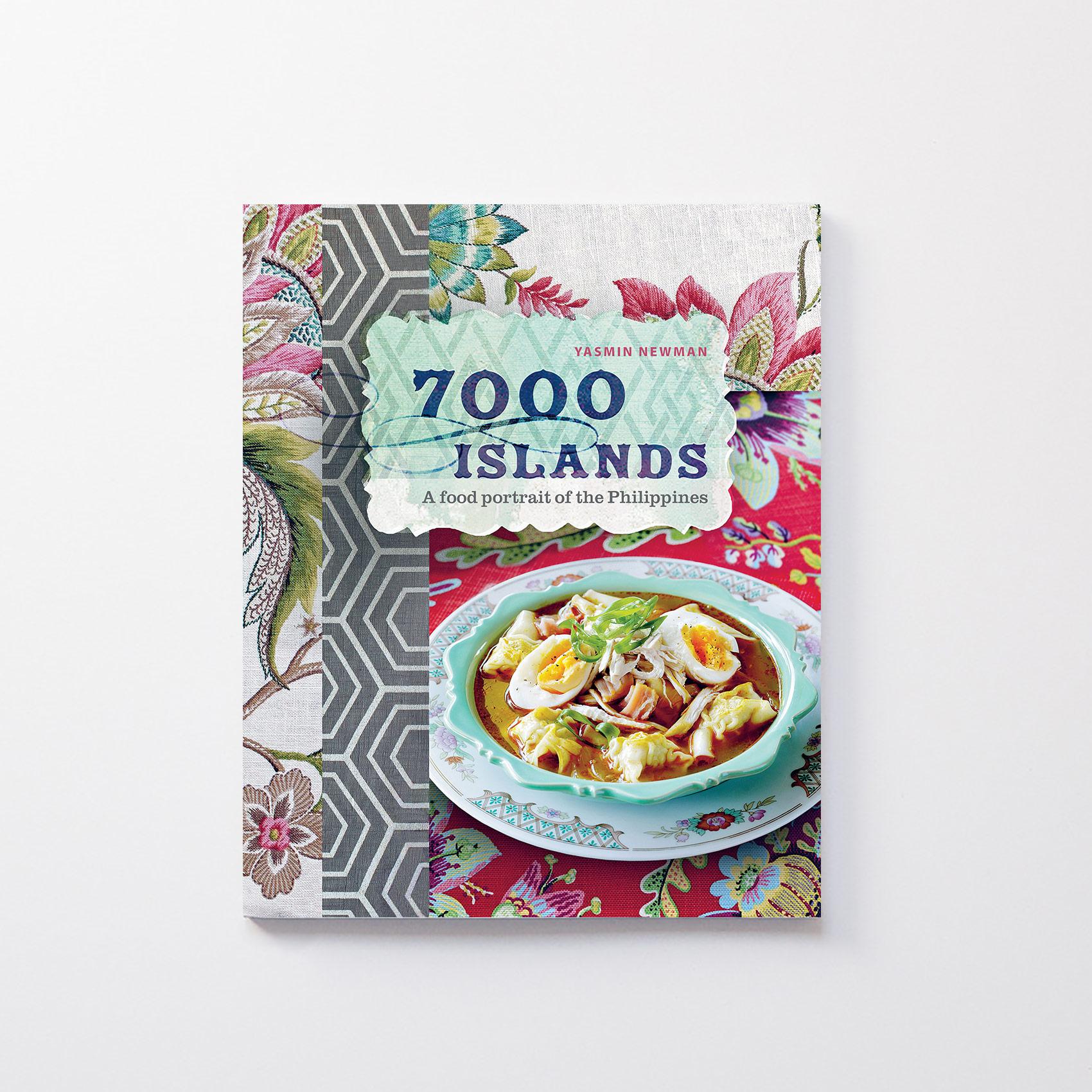 7000 Islands cookbook cover