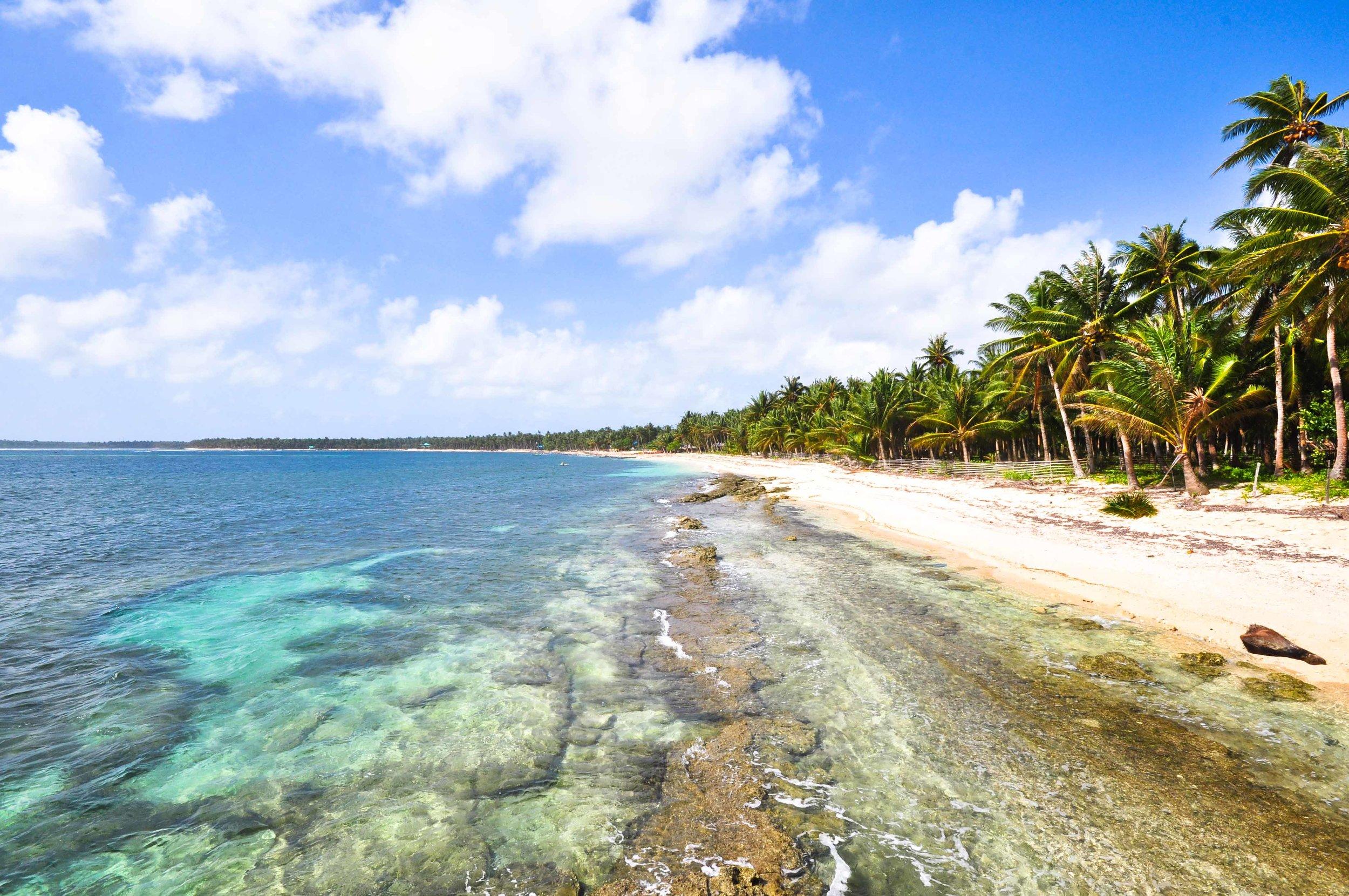 Siargao Island, Philippines.