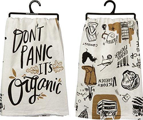 Dont Panic Its Organic Kitchen Towel