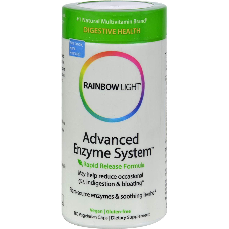 Rainbow Light Digestive Enzymes