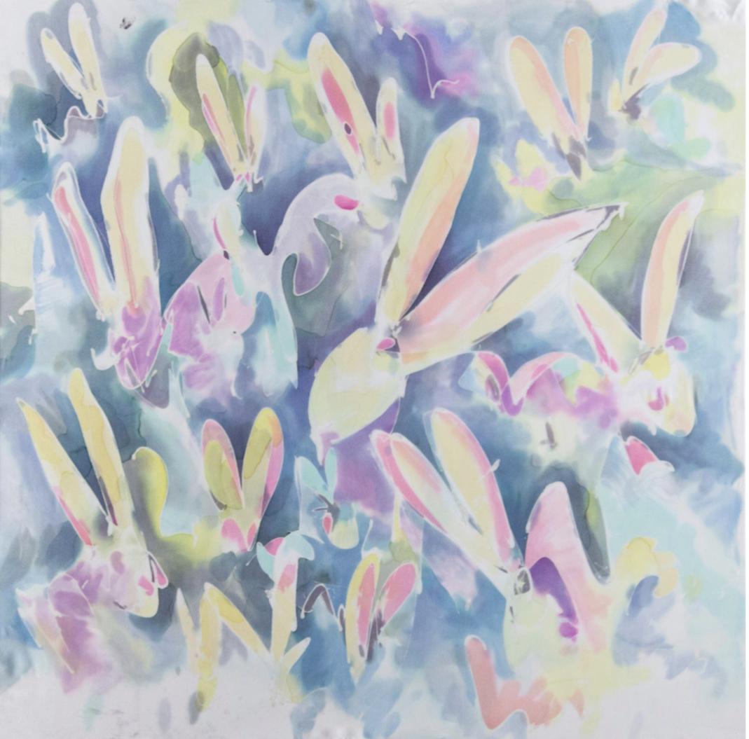 Kayla Camstra,  Like Rabbits , 2019