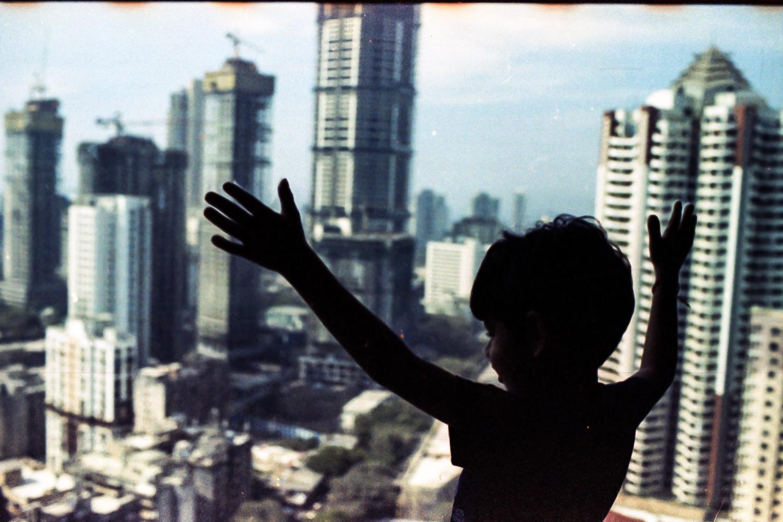 35mm Film, Mumbai, India, 2016