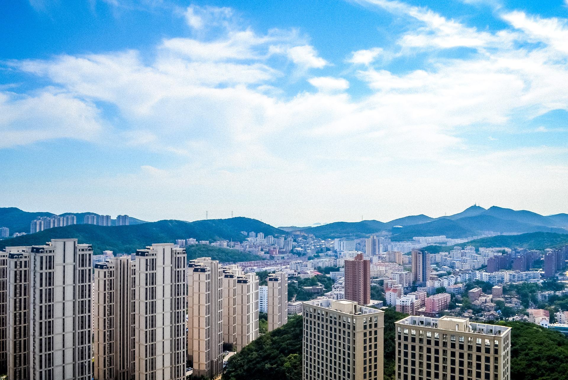 City of Dalian, China