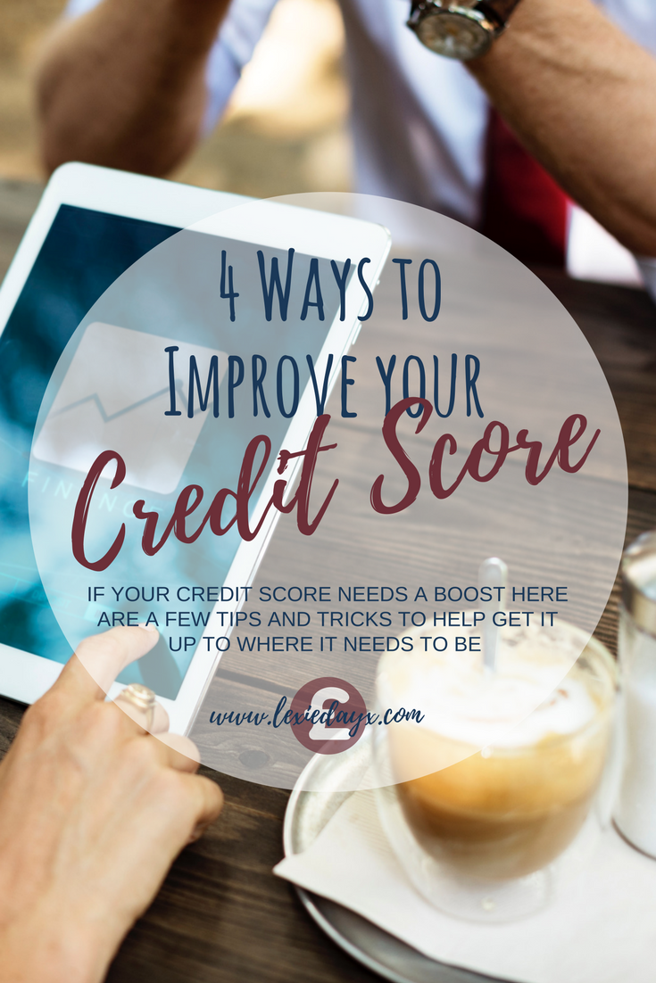 How to Improve Your Credit Score  Since I started being a lot more conscious with my money I have become almost obsessed with my credit score. It is so important to be vigilant with your credit score as it can massively affect your chances of getting a Mortgage or a loan you may need in the future. I have been working on this so hard and here are my tips to see your credit score rocket.
