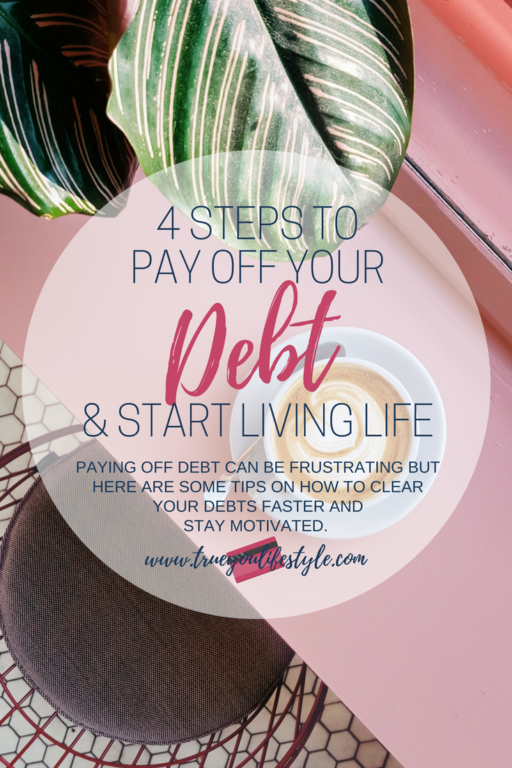 Paying off debt is a slog but it is so important and often the first step in our financial journeys.  Over the last year, I have made a huge dent in paying off my debt.  I still have a little way to go but I intend on continuing the flow I have started and want to share with you how I have been getting this down.
