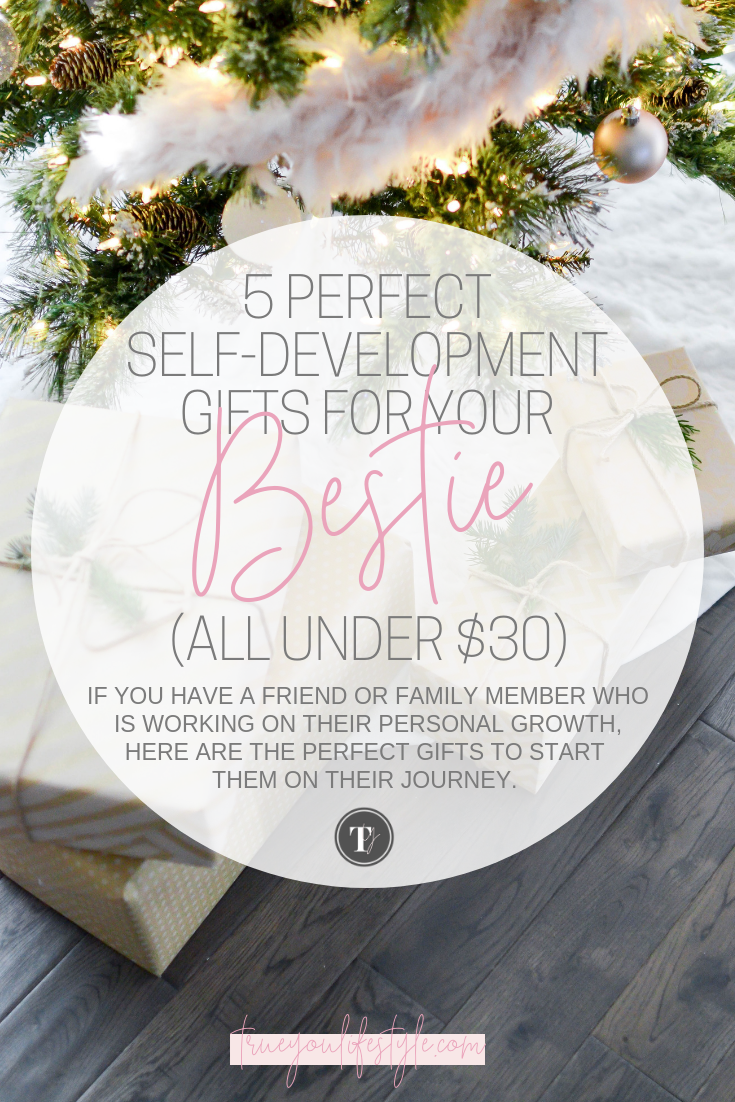 5 Perfect Self-Development Gifts for Your Bestie Under $30