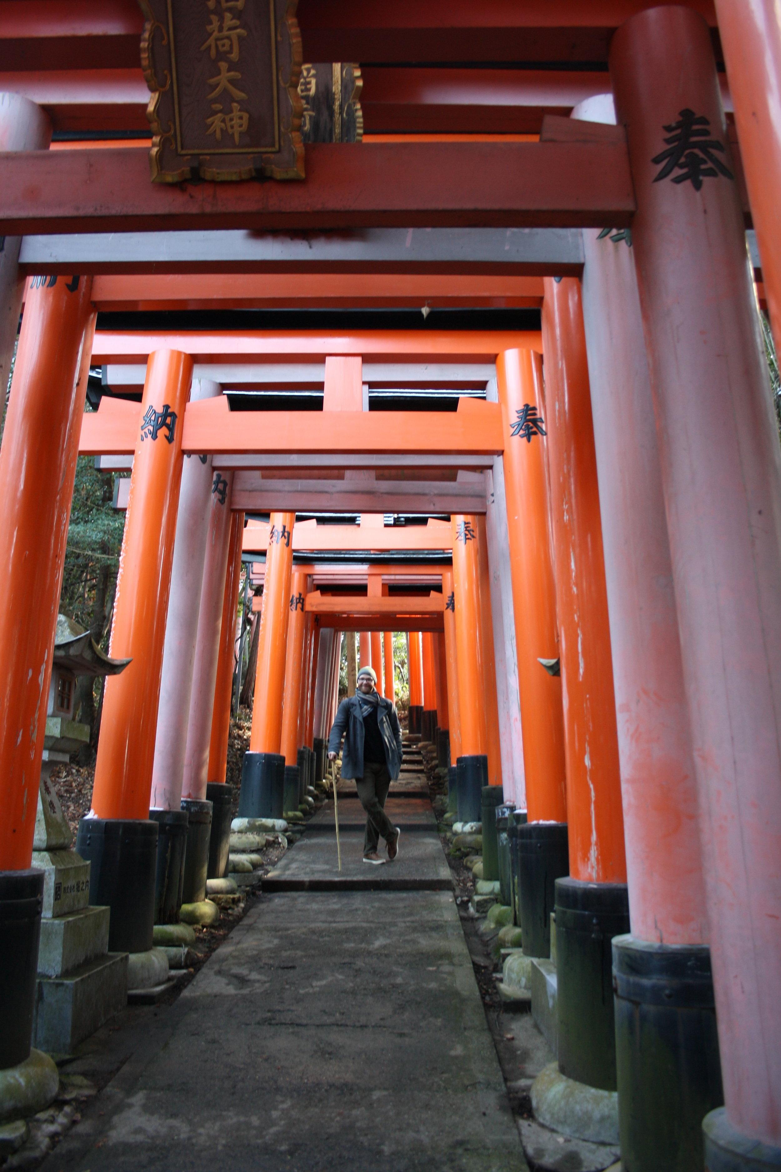 Fushimi Inari - A fascinating place