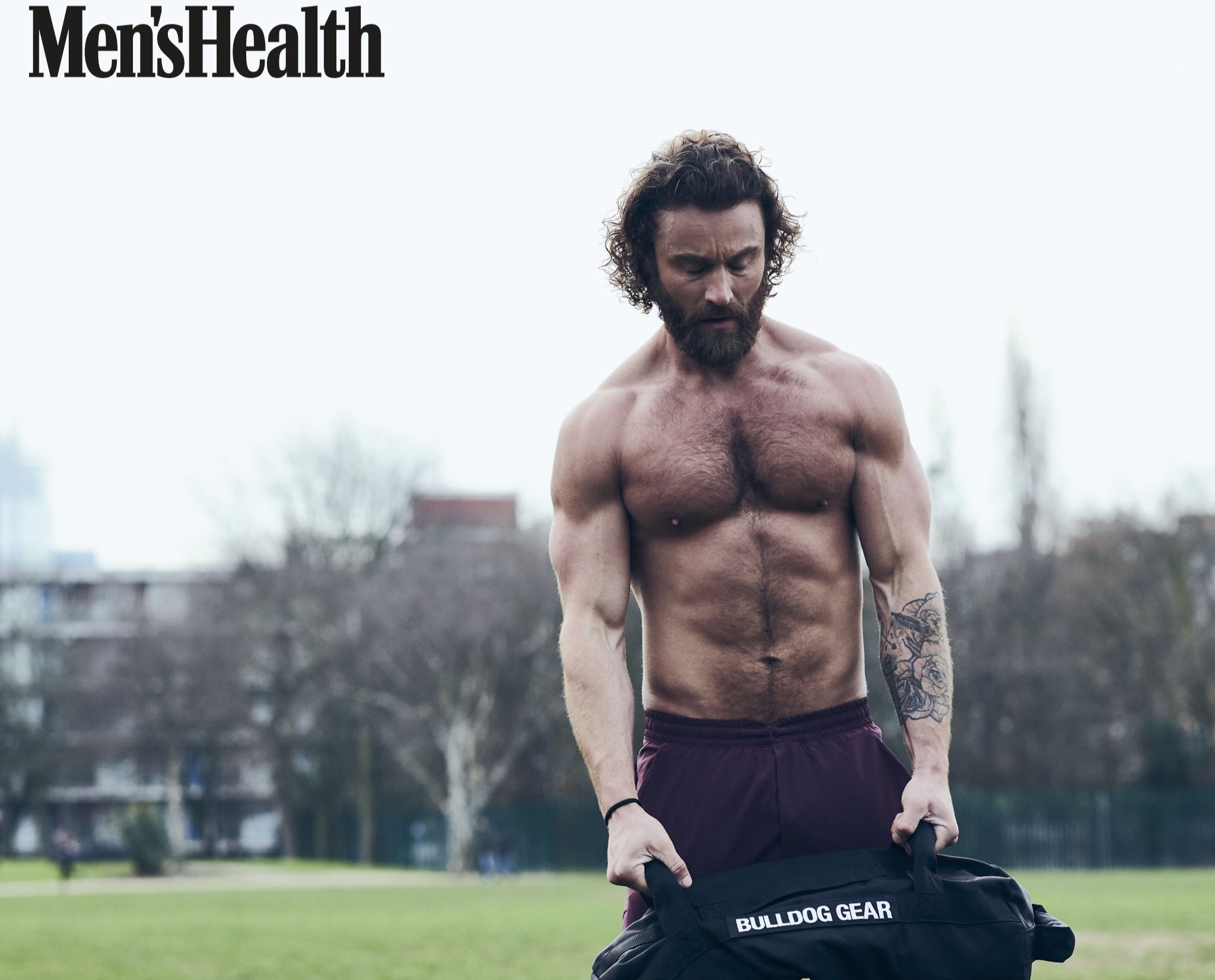MENS HEALTH / APRIL 2019 / AVAILABLE PRETTY MUCH ANYWHERE THEY SELL ANYTHING.
