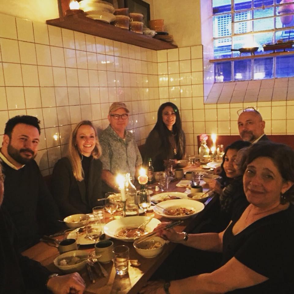 Copenhagen International Rotary Club on March 26