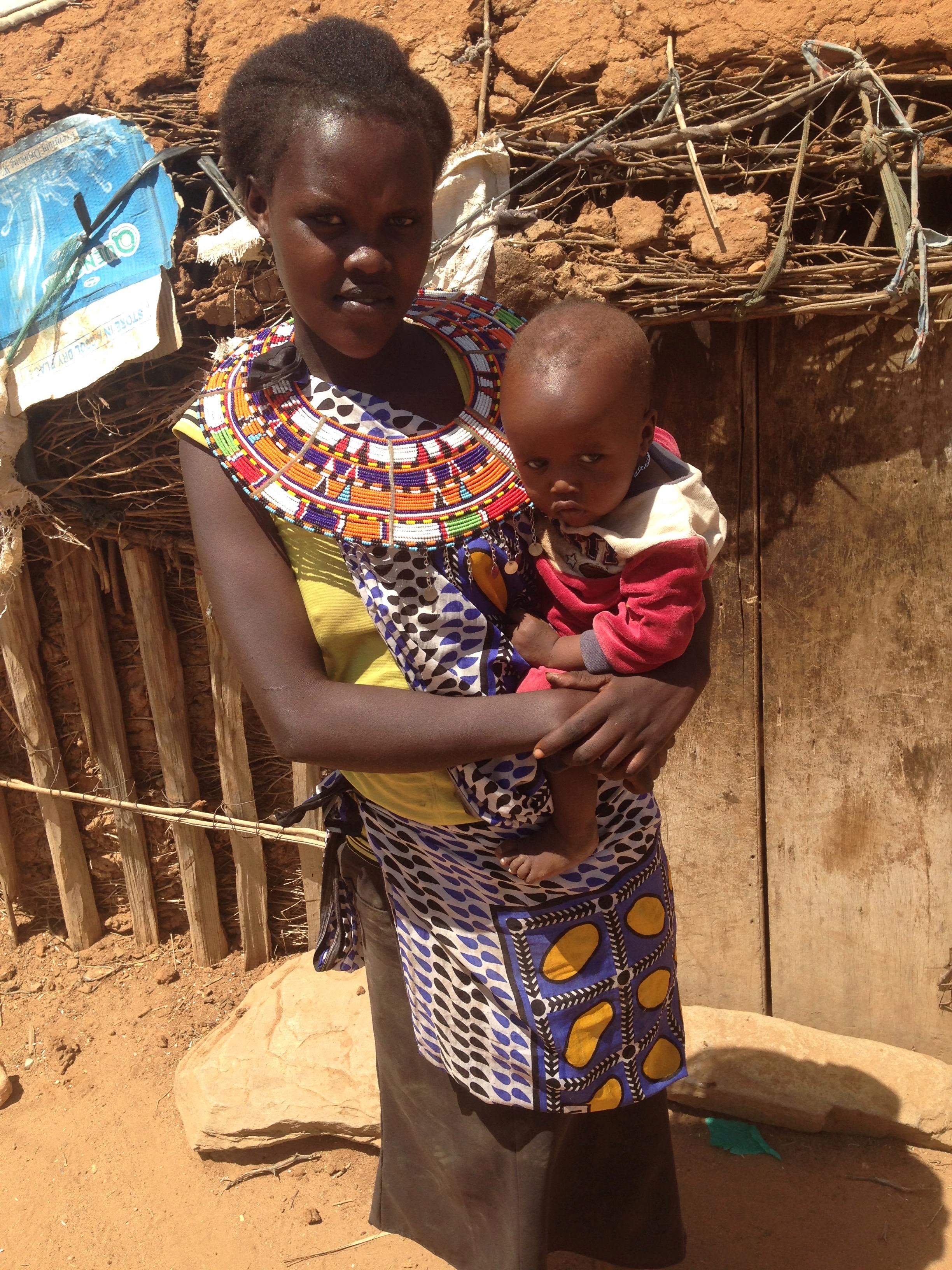 Umoja village 2015, Kenya