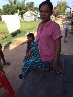 Surrogate, Cambodia