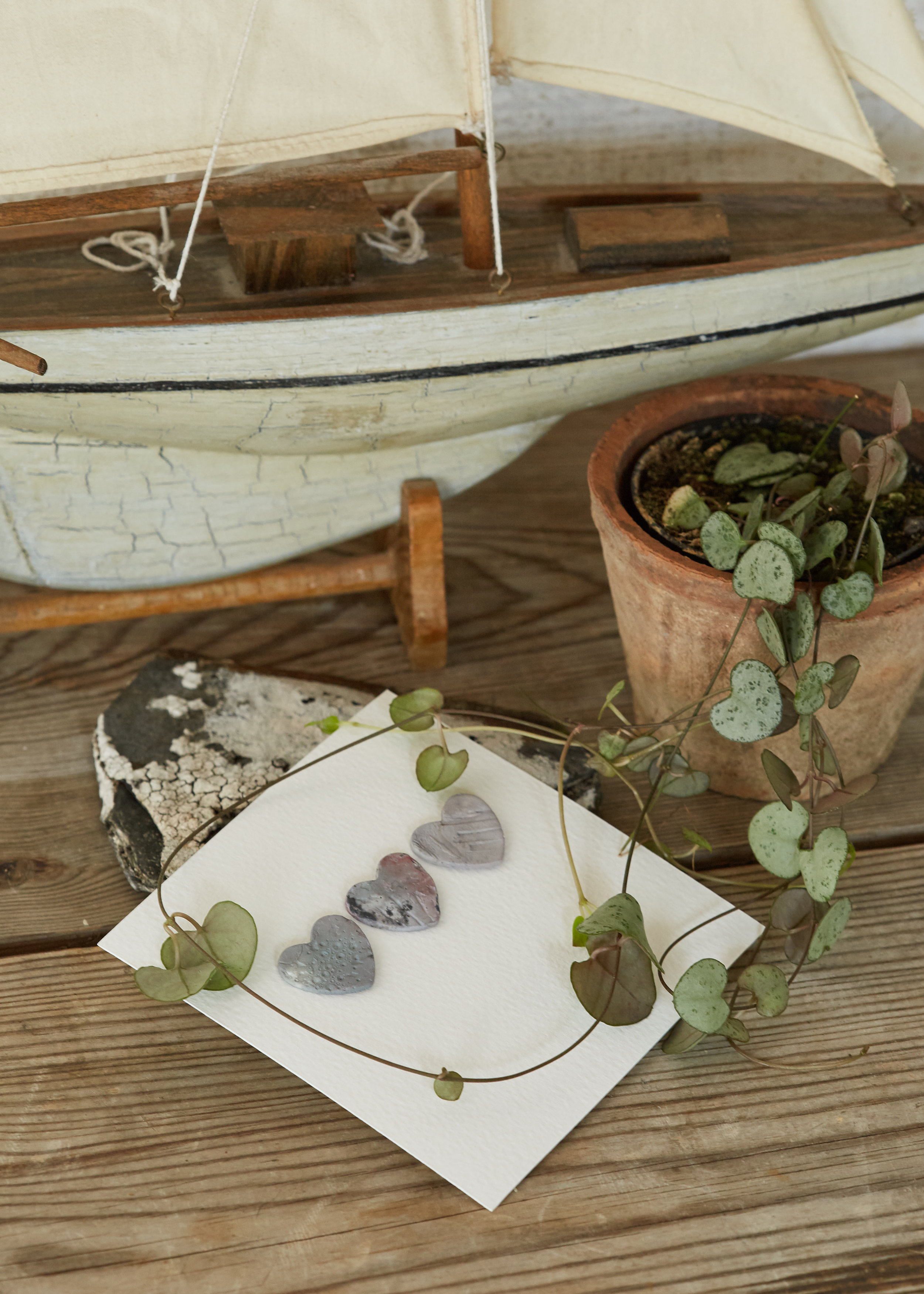 shoreline pottery