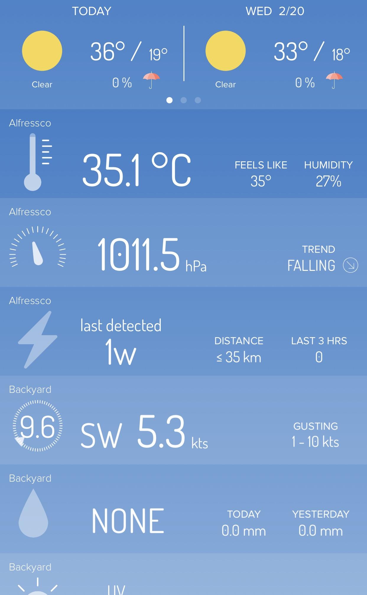 Main App Screen
