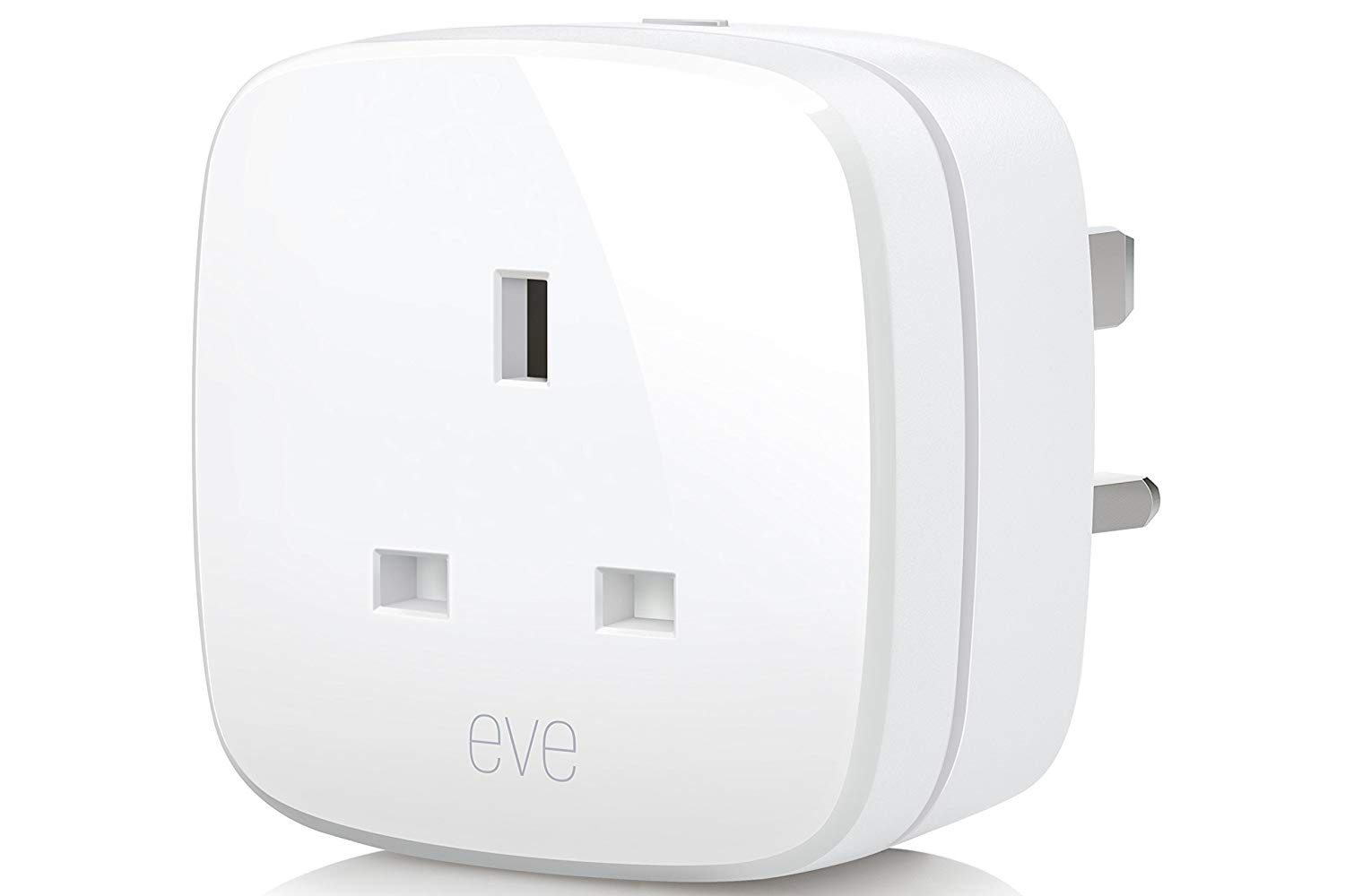 Eve Energy - 100-240V, 2500W, Bluetooth LE, manual switch, consumption monitoring.Buy: Amazon, Direct