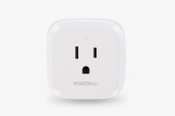 VOCOlinc PM1 - 100-125V, 1200W, WiFi, manual switch, adjustable nightlight ring, consumption monitoring.Buy: Amazon, Direct