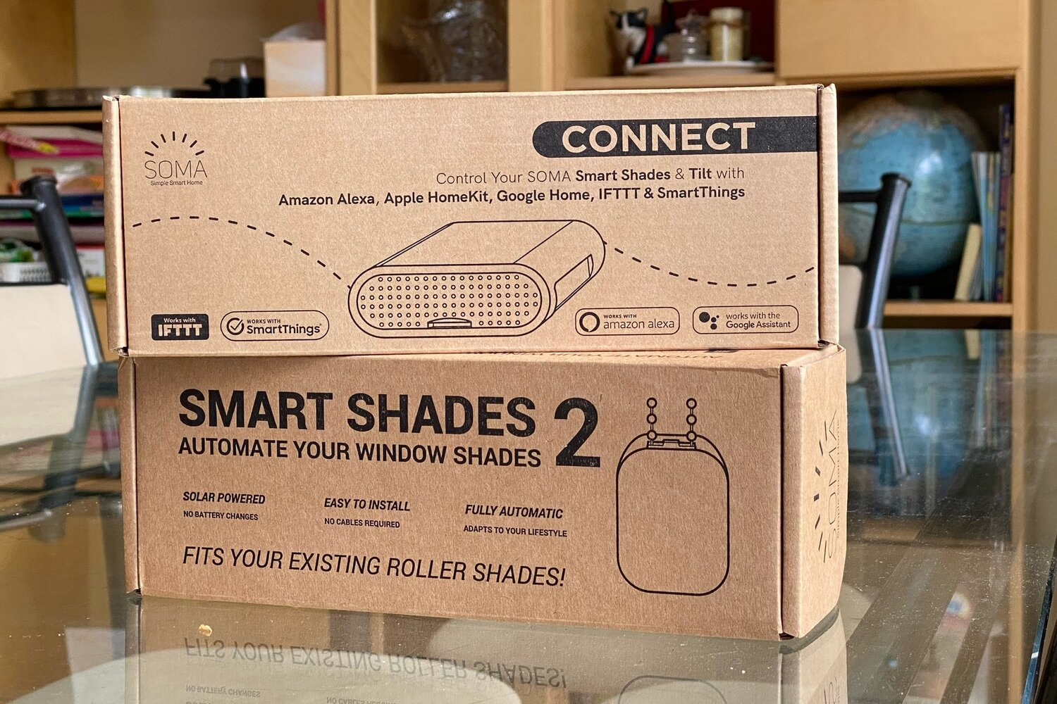 Soma Smart Shades 20 Review  DIY Smarts for your blinds