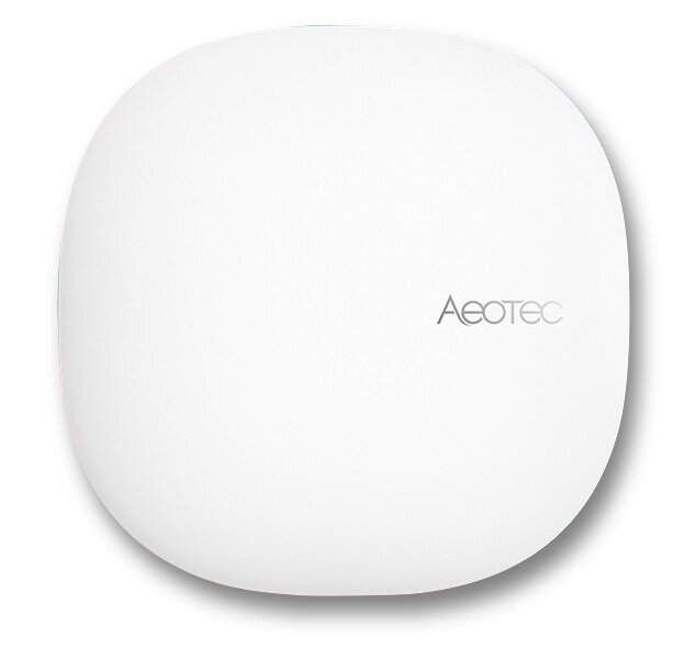 Aeotec Smart Hub - ✔ Supports Bixby, Alexa and Google Assistant✔ Very active developer and community support✔ WiFi, Z-Wave Plus, ZigBee✔ Supports over 5000 devices✘ Limited local control✘ Complex rules require technical skills✘ No custom Z-Wave device parameters