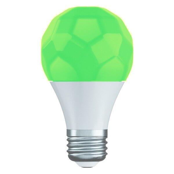 Nanoleaf Essentials Bulb - ✔  Supports HomeKit and Google ✔  Runs on Bluetooth or Thread✔  16 Million colors, full gamut✔  1100 Lumens white✔  Animated Light Scenes✔  HomeKit Adaptive Lighting