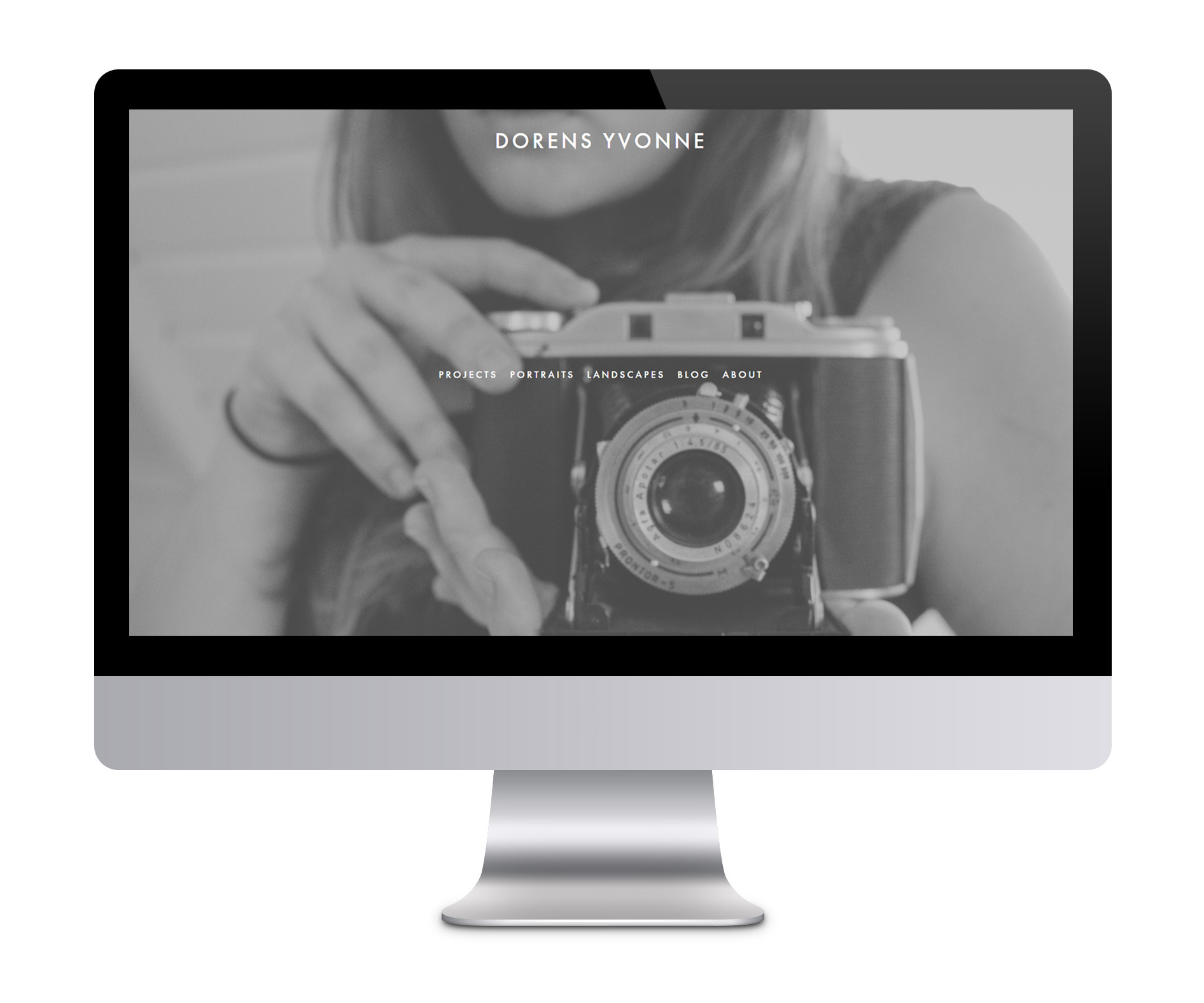 Launch of my new website! -