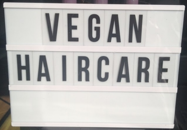 Vegan Haircare