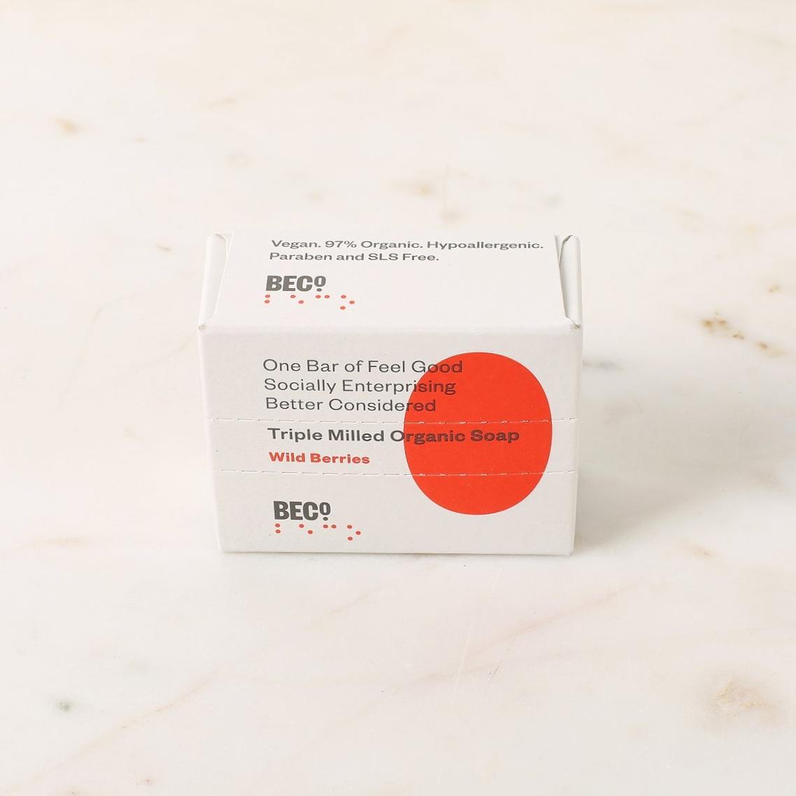 BECO Wild Berries Hand Soap