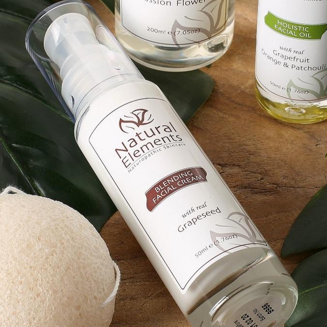 Natural Elements Blending Facial Cream