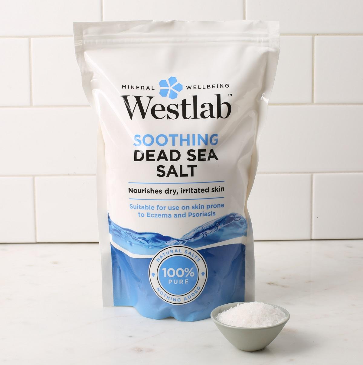 Westlab Dead Sea Salt