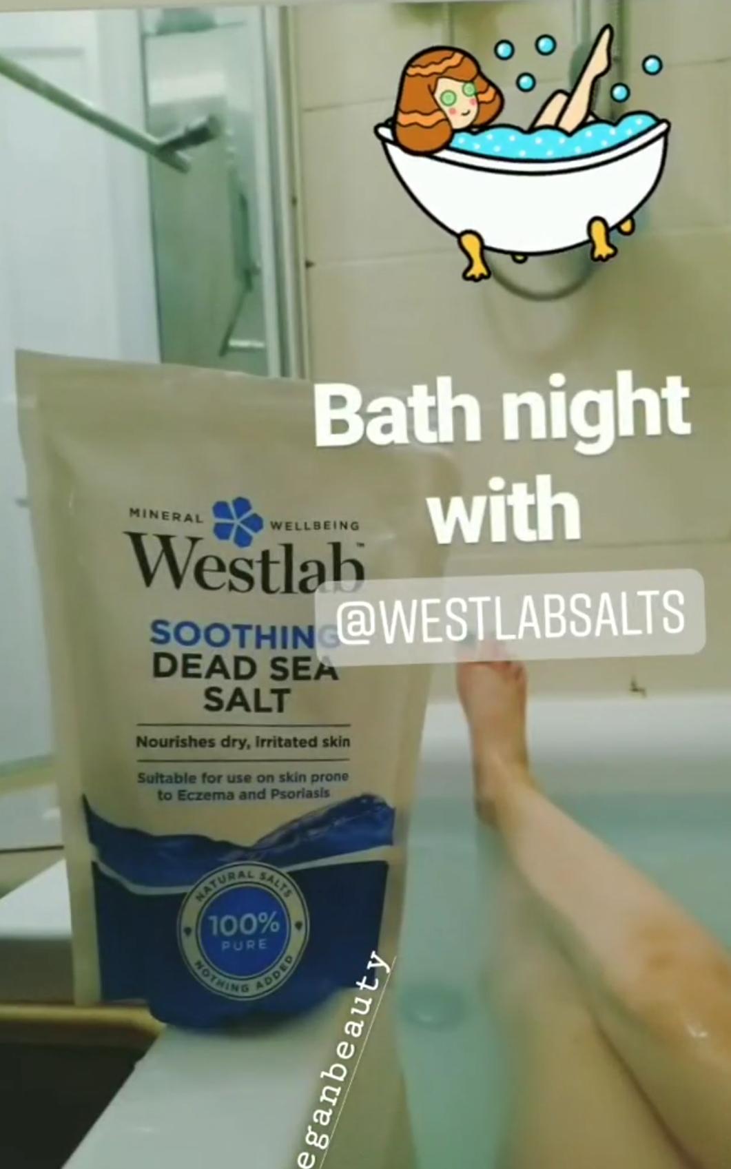 Westlab Bath Salts